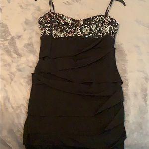Gorgeous Sequence Mini dress size M